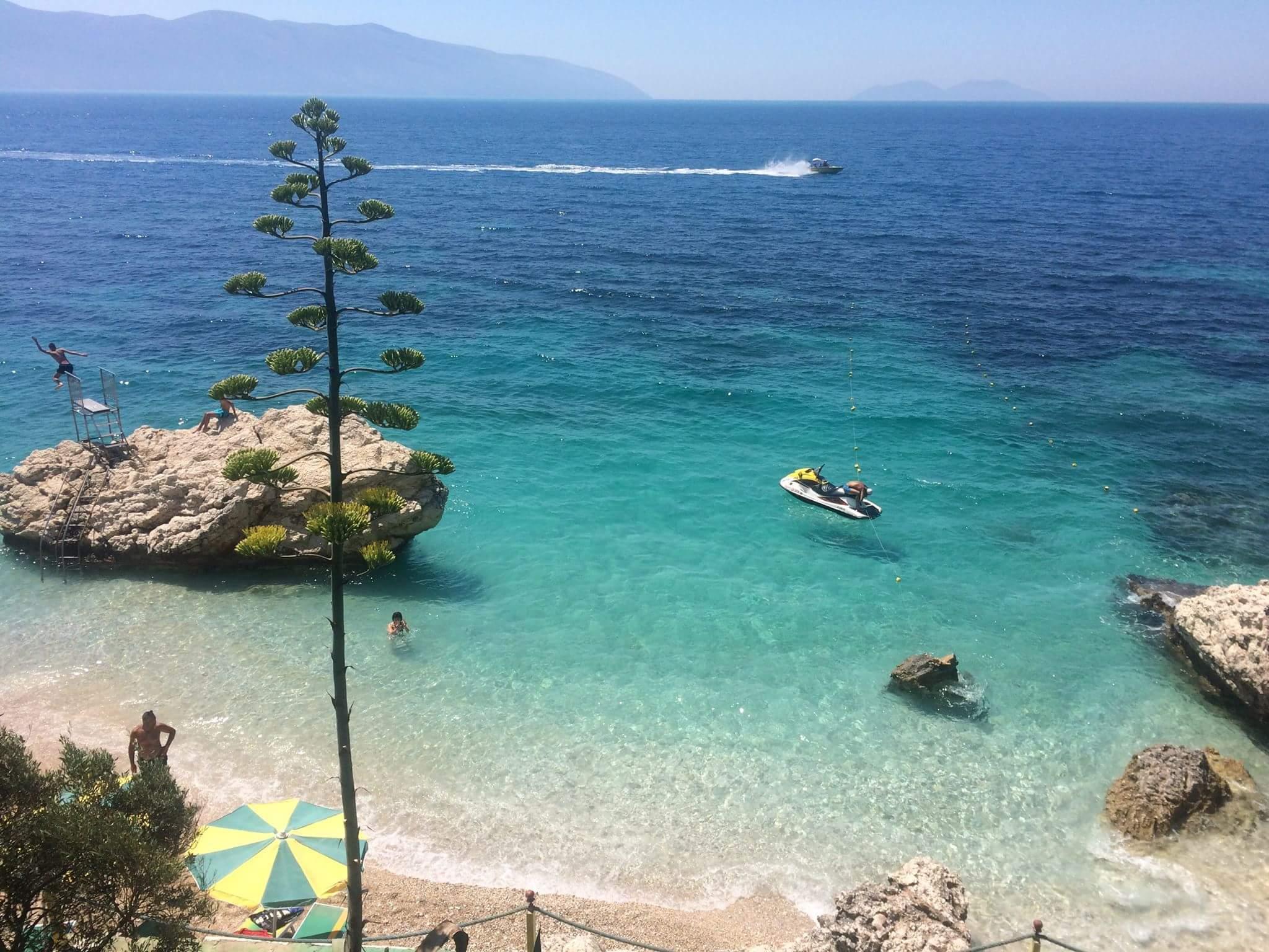 mare sud Albania