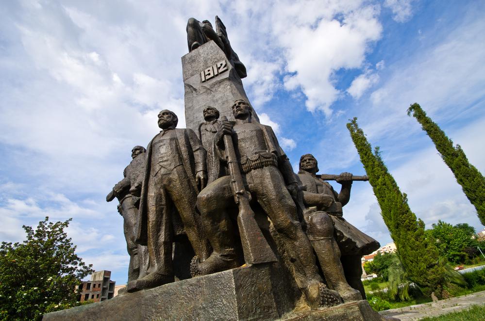 monumento storico a Valona