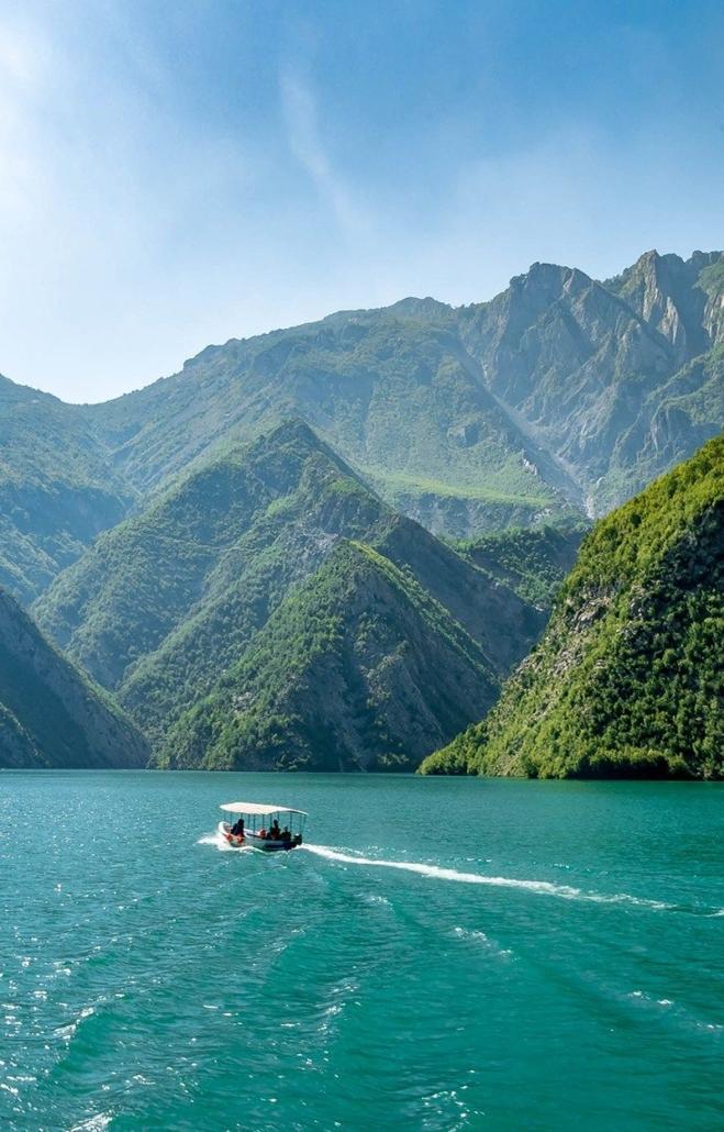 Lago di Koman