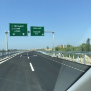 nuova superstrada a Fier